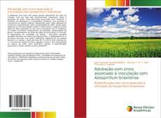 Capa do livro de Adubação com zinco associado à inoculação com Azospirillum brasilense