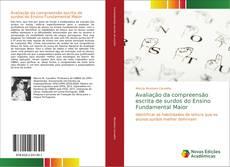 Copertina di Avaliação da compreensão escrita de surdos do Ensino Fundamental Maior