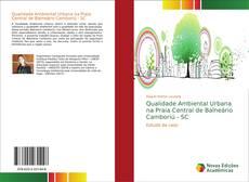 Portada del libro de Qualidade Ambiental Urbana na Praia Central de Balneário Camboriú - SC