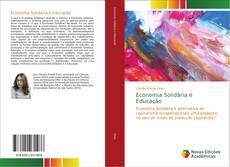 Economia Solidária e Educação kitap kapağı