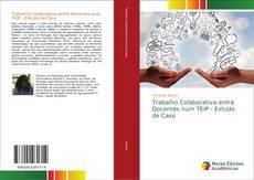 Обложка Trabalho Colaborativo entre Docentes num TEIP - Estudo de Caso