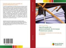 Capa do livro de Identificação da potencialidade de Arranjos Produtivos Locais