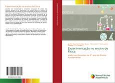 Bookcover of Experimentação no ensino de Física