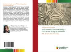 Обложка Instrumento de uma Política Educativa Integral no Brasil