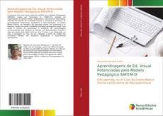 Portada del libro de Aprendizagens de Ed. Visual Potenciadas pelo Modelo Pedagógico SAFEM-D