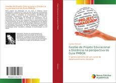 Portada del libro de Gestão de Projeto Educacional a Distância na perspectiva do Guia PMBOK