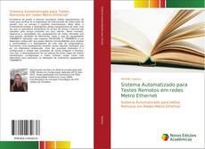 Bookcover of Sistema Automatizado para Testes Remotos em redes Metro Ethernet