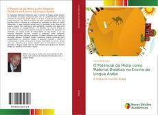 Capa do livro de O Potencial da Mídia como Material Didático no Ensino da Língua Árabe