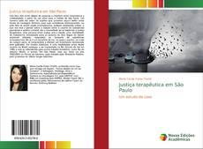 Bookcover of Justiça terapêutica em São Paulo