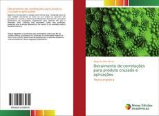 Bookcover of Decaimento de correlações para produto cruzado e aplicações