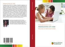 Capa do livro de Adolescentes em rede