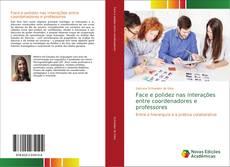 Capa do livro de Face e polidez nas interações entre coordenadores e professores