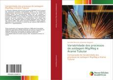 Capa do livro de Variabilidade dos processos de soldagem Mig/Mag e Arame Tubular