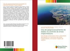 Capa do livro de Uso de geoprocessamento de dados no controle de áreas impermeáveis