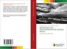 Copertina di Metodologia para dimensionamento de sistemas eólicos