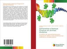 Capa do livro de Salmonelose e Doenças Fúngicas em Animais Silvestres