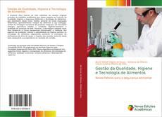 Gestão da Qualidade, Higiene e Tecnologia de Alimentos kitap kapağı