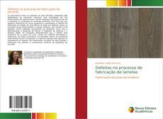 Capa do livro de Defeitos no processo de fabricação de lamelas