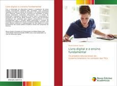 Bookcover of Livro digital e o ensino fundamental