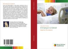 A Criança e o Câncer的封面