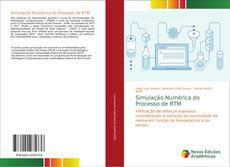 Обложка Simulação Numérica do Processo de RTM