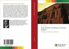 Expressões de Medo no Antigo Egipto kitap kapağı