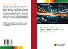 Обложка Comparativo de Academia Lean Corporativa com o LEM