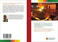 Capa do livro de Avaliação da instalação de refratários via gunning em calcinadores