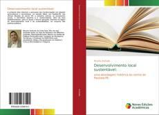 Capa do livro de Desenvolvimento local sustentável: