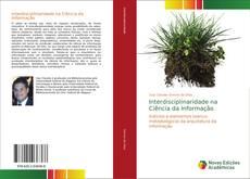 Capa do livro de Interdisciplinaridade na Ciência da Informação