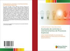 Capa do livro de Avaliação de controles e monitoramentos de Processos Especiais