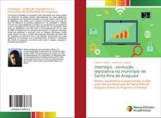 Capa do livro de Interlegis - evolução legislativa no município de Santa Rita do Araguaia
