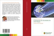 A Geografia da Sociedade da Informação的封面