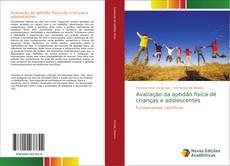 Capa do livro de Avaliação da aptidão física de crianças e adolescentes