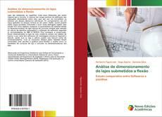 Обложка Análise de dimensionamento de lajes submetidos a flexão
