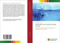 Bookcover of Adsorção com carvão ativado em pó
