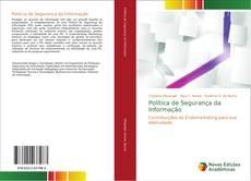 Bookcover of Política de Segurança da Informação