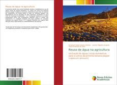 Capa do livro de Reuso de água na agricultura