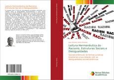 Обложка Leitura Hermenêutica do Racismo, Estruturas Sociais e Desigualdades