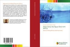 Обложка Segurança da Água Doce em África
