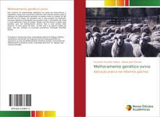 Melhoramento genético ovino kitap kapağı