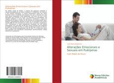 Capa do livro de Alterações Emocionais e Sexuais em Puérperas