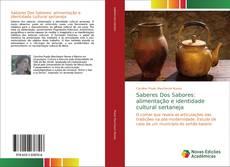 Обложка Saberes Dos Sabores: alimentação e identidade cultural sertaneja