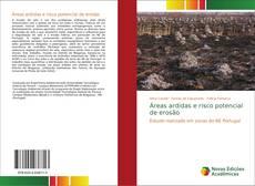 Portada del libro de Áreas ardidas e risco potencial de erosão