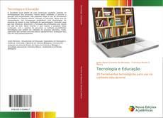 Tecnologia e Educação的封面