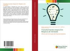 Bookcover of Transformando Utopia Em Negócio de Verdade