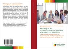 Capa do livro de Estratégias de comercialização do mercado atacadista hortigranjeiro