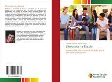 Capa do livro de Literatura na Escola