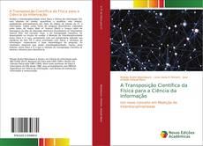 Buchcover von A Transposição Científica da Física para a Ciência da Informação