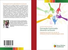 Capa do livro de Formação Continuada Docente na Escola